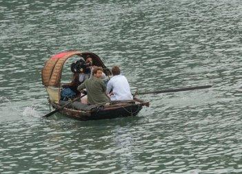 Pechino Express 2 - una immagine della prima puntata