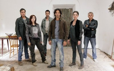 Squadra antimafia 6: Incontro con il cast