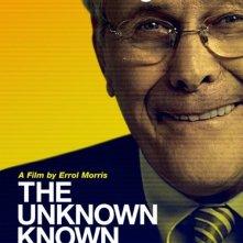 The Unknown Known: la locandina del film