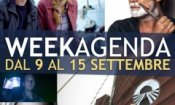 Weekagenda: Dexter, Percy Jackson e Pechino Express