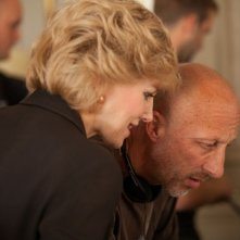 Diana - La storia segreta di Lady D: Naomi Watts sul set con il regista Oliver Hirschbiegel