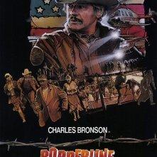 L'uomo del confine: la locandina del film
