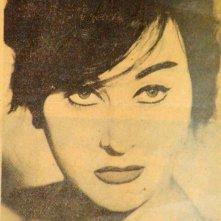 Un ritratto di Olimpia Cavalli, attrice