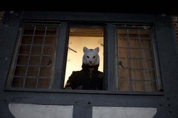 You're next: un'immagine del film