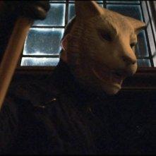 You're next: un'immagine tratta dal film