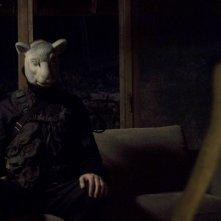 You're next: una scena del film horror