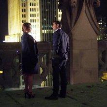Betrayal: Stuart Townsend ed Hannah Ware in una scena della serie