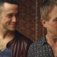 Don Jon Joseph Gordon-Levitt e Tony Danza, in una scena del film