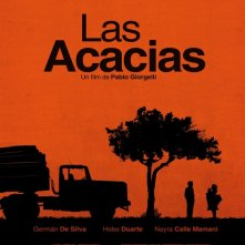 Las acacias: la locandina