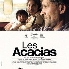 Las acacias: la locandina internazionale