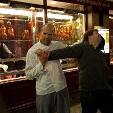Redemption: Jason Statham in azione in una scena