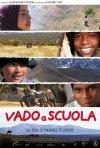Vado a scuola: la locandina italiana del film