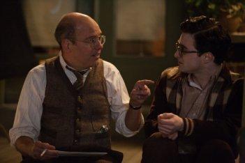 David Cross e Daniel Radcliffe in una scena di Kill Your Darlings