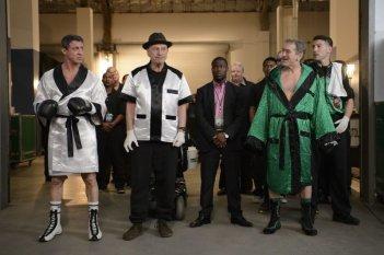 Il Grande Match: Alan Arkin, Sylvester Stallone, Kevin Hart e Robert De Niro pronti per salire sul ring