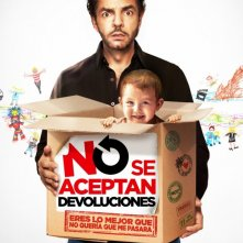Instructions Not Included: la locandina del film