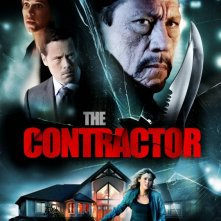 The Contractor: la locandina del film
