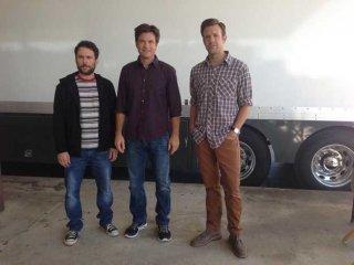 Jason Bateman, Jason Sudeikis e Charlie Day riuniti sul set di Come ammazzare il capo 2