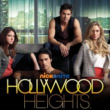 La locandina di Hollywood Heights