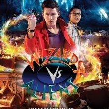 La locandina di Wizards vs. Aliens