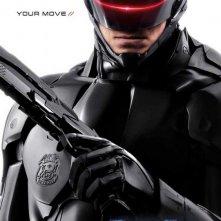 RoboCop: la locandina del film