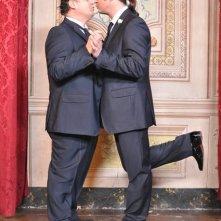 Sarebbe stato facile: Niki Giustini e Graziano Salvadori in una scena