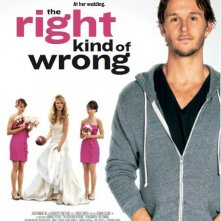 The Right Kind of Wrong: la locandina del film