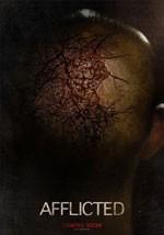 Afflicted: la locandina del film