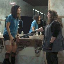 Corpi da reato: Sandra Bullock con Melissa McCarthy in una scena