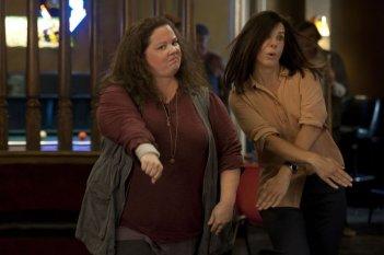 Corpi da reato: Sandra Bullock e Melissa McCarthy in un curioso balletto tratto dal film