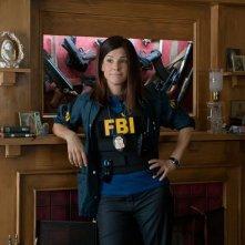 Corpi da reato: Sandra Bullock in una scena
