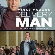 Delivery Man: la locandina del film