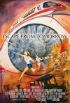 Escape from Tomorrow: la locandina del film