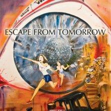 Escape from Tomorrow: la locandina del film
