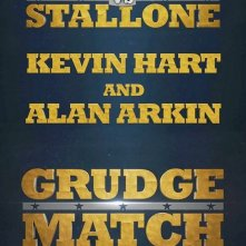 Grudge Match: il teaser poster del film