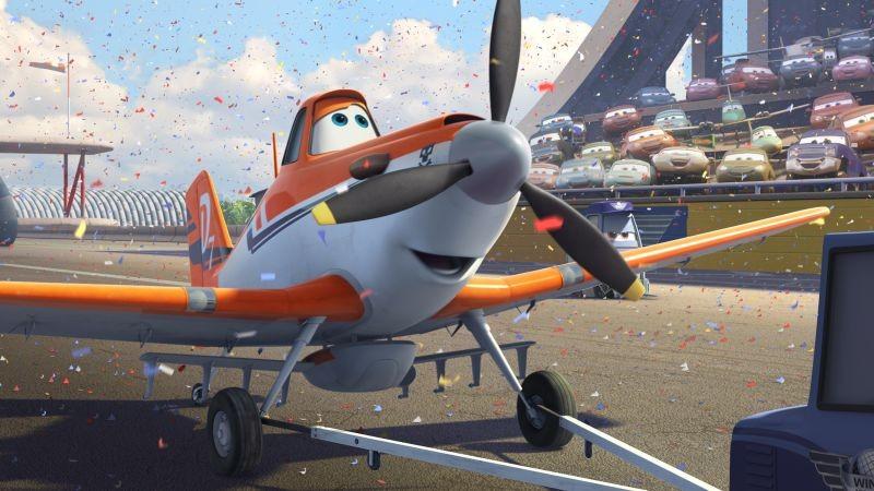 Planes Dusty In Una Scena Del Film 285694