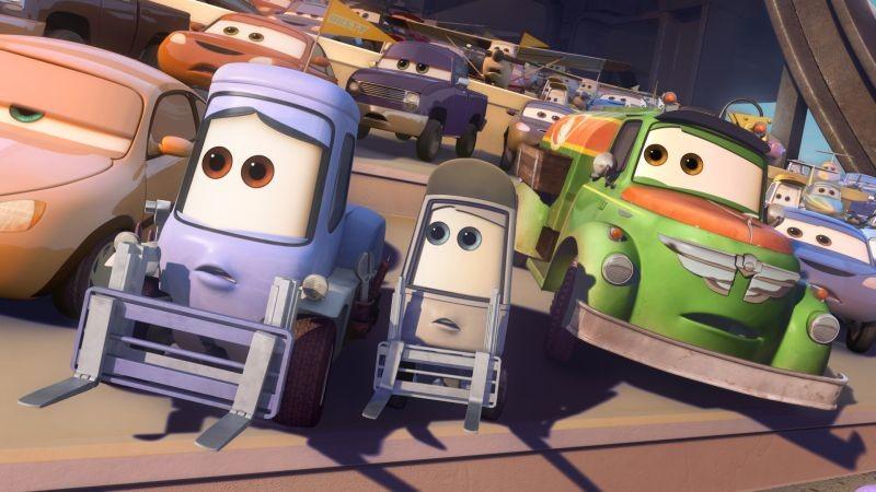 Planes Una Curiosa Immagine Tratta Dal Nuovo Film Animato Della Disney 285701