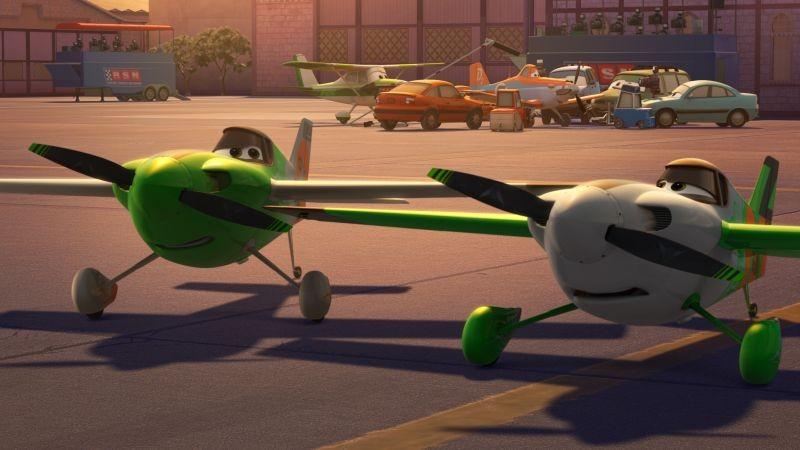 Planes Una Scena Del Film Animato Della Disney 285697