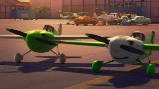 Planes: una scena del film animato della Disney