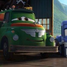 Planes: una scena tratta dal film d'animazione Disney