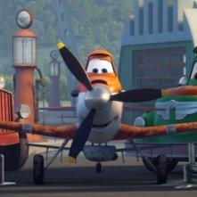 Planes: una scena tratta dal nuovo film animato Disney