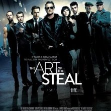 The Art of the Steal: la locandina del film