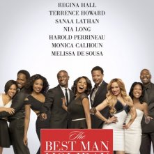 The Best Man Holiday: la locandina del film