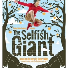 The Selfish Giant: la locandina del film