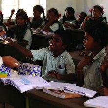 Vado a scuola: una scena tratta dal documentario