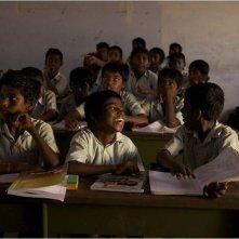 Vado a scuola: una tenera scena del documentario