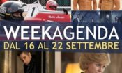Week-agenda: i piloti di Rush, Lady D. e Magic Mike