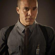Almost Human: Michael Irby in una foto promozionale della serie