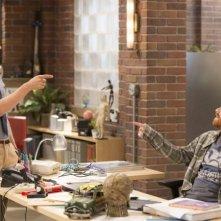 Dads: Seth Green e Giovanni Ribisi in una foto pronozionale della serie