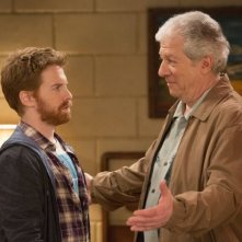 Dads: Seth Green e Peter Riegert in una foto pronozionale della serie