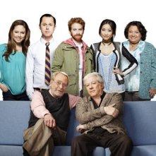 Dads: una foto pronozionale del cast della serie
